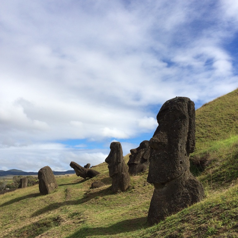 Easter Island travel blog