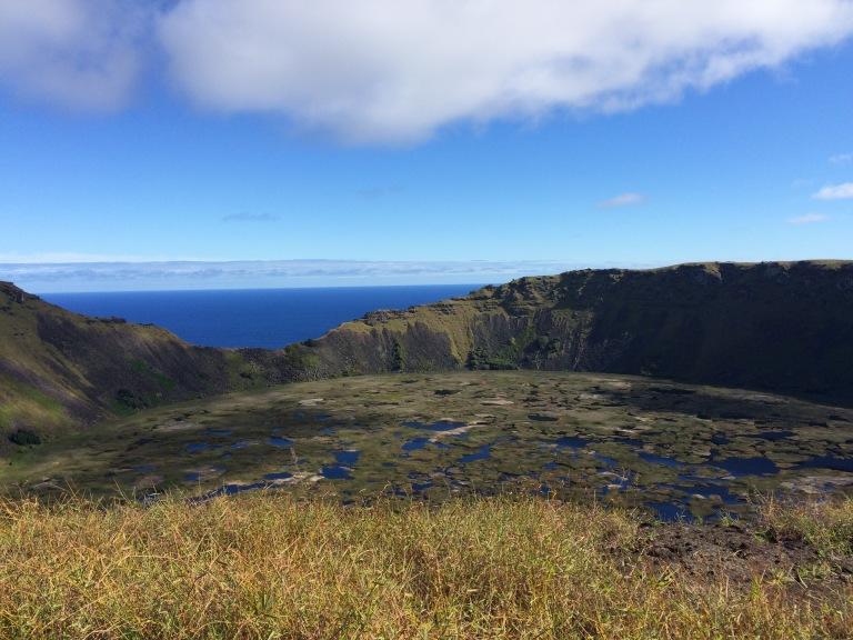 Easter Island travel blog